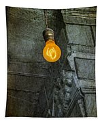 Thomas Edison Lightbulb Tapestry