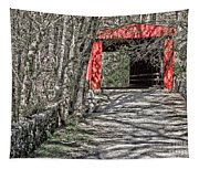 Thomas Mill Covered Bridge Tapestry