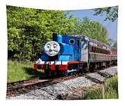Thomas Visits The Cvnp Tapestry