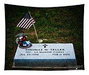 Thomas W. Teller Tapestry