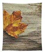 Three Leaves Tapestry by Scott Norris