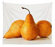 Three Pears Tapestry