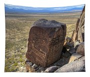Three Rivers Petroglyphs 3 Tapestry