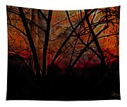 Through The Trees Tapestry
