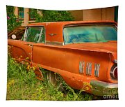 Thunderbird Rusting In Peace Tapestry
