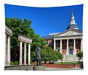 Thurgood Marshall Memorial And Maryland State House Tapestry