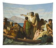 Tiberius Exiles  Tapestry