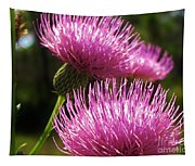 Tickled Thistle Tapestry