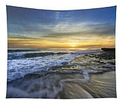 Tidal Waves Tapestry