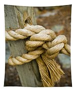 Tie The Knot Tapestry