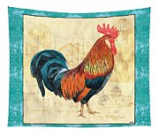 Tiffany Rooster 1 Tapestry