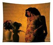 Tiffany Vase Tapestry