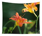 Tiger Lily And Bud   # Tapestry