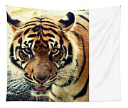 Tiger Tongue Two Tapestry