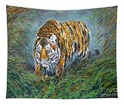 Tiger Tapestry