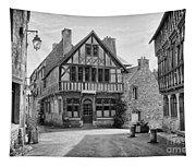 Timber Framed Houses In France Tapestry