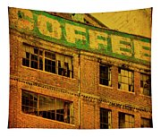 Time For Coffee Tapestry