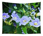 Time For Spring - Floral Art By Sharon Cummings Tapestry