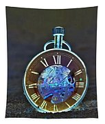 Time In The Sand In Negative Tapestry