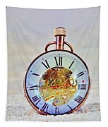 Time In The Sand Tapestry