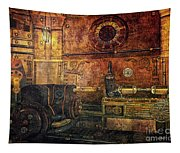 Time Machine Tapestry