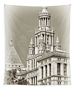 Timeless- New York City Hall Tapestry