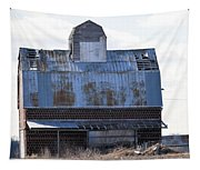 Tin Grainery Tapestry