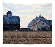 Tin Roof Farm Tapestry