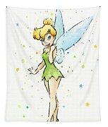 Tinker Bell Tapestry