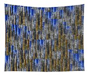 Tiny Ripples Background Tapestry