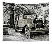 Tired Spares Tapestry