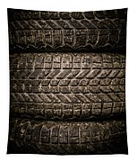 Tires Tapestry