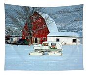 Tis The Season Tapestry