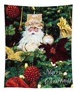 Tis The Season - Seasonal Art Tapestry