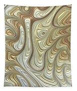Titanium Flow Tapestry