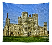 Titchfield Abbey Hdr Tapestry