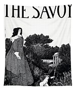Title Page From The Savoy Tapestry