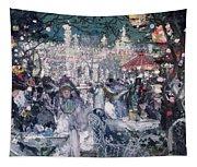 Tivoli Gardens Tapestry
