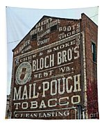 Tobacciana - Mail Pouch Tobacco Tapestry