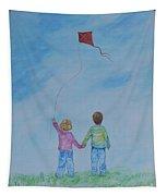 Together Flying Tapestry