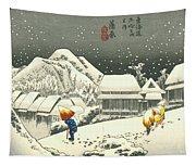 Tokaido - Kanbara Tapestry