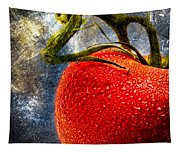 Tomato On A Vine Tapestry