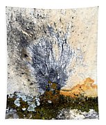 Tombstone Abstract Tapestry