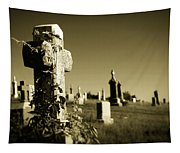 Tombstone Ivy Tapestry