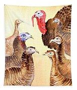 Tom's Parade Tapestry