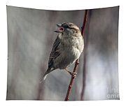 Tongue Of The Sparrow Tapestry