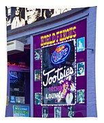 Tootsies Nashville Tapestry