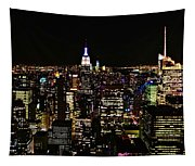 Top Of The Rock Tapestry