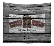 Toppling Goliath Tapestry