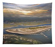 Topsail Island Paradise Tapestry